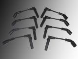 Spark Plug Wire Set Chevrolet Trailblazer, Trailblazer EXT V8 2003-2008