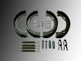 Parking Brake Shoes incl. Hardware Jeep Grand Cherokee ZG 1994 -1998 4796337, 04796337
