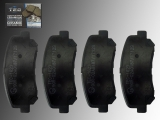 Ceramic Front Brake Pads Chrysler 200 2015-2017 without Heavy-Duty