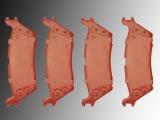 Rear Brake Pads Set Ford F-150 2015-2020 with Power Parking Brake