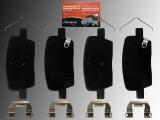 Rear Brake Pads Buick Enclave 3.6L 2018-2020
