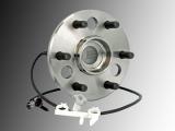 1x Front Wheel Bearing and Hub Assembly incl. ABS Sensor Chevrolet K1500 Suburban 1995-1999