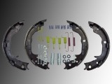 Parking Brake Shoes, All-in-One Hardware Kit Dodge Caliber 2006 - 2012