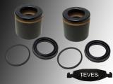 2 Bremskolben mit Dichtringen Reparatursatz für Bremssattel vorne Jeep Grand Cherokee WJ/WG 1999-2002 Teves