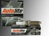 6 Spark Plugs Autolite Double Platinum Chrysler Voyager RT, Lancia Voyager, Town & Country V6 3.6L 2011-2016
