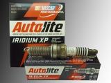 6 Iridium Zündkerzen Autolite USA GMC Envoy L6 4.2L 2002-2009