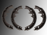 Rear Brake Drum Shoes Set Ford Explorer 1991-1994