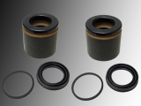 2x Bremskolben mit Dichtringen Reparatursatz für Bremssattel Chevrolet Astro 2003-2005
