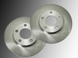 Front Brake Rotors Chrysler Neon II 1999-2005