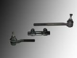 2x Spurstangenkopf innen aussen 1x Einstellhülse Chevrolet Blazer 1998-2005 4WD