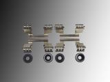 Staubmanchetten für Führungsbolzen Chrysler 300C 2005 -2012 345mm Bremssattel