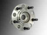 1x Rear wheel bearings and hub assembly Jeep Patriot 4WD 2007-2016