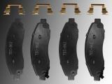 Keramik Bremsklötze Vorne Dodge Dakota  2003-2004