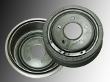 2x Rear Brake Drum Jeep Wrangler TJ 1997-2006