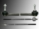 Tie Rod Set 2x Inner Tie Rod Dodge Caravan / Grand Caravan 2001-2007