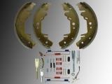 Hintere Trommelbremse Bremsbacken Federn Einsteller Dodge Caravan 1996-2000