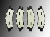 Ceramic Front Brake Pads Nissan Armada Pathfinder Infiniti QX56 2004-2006
