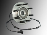 1x Front Wheel Bearing and Hub Assembly incl. ABS Sensor Dodge Ram 2500, Ram 3500 Pickup 4WD 2003-2005 All Wheel Drive