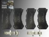 Bremsbeläge, Bremsklötze Keramik vorne Chevrolet Camaro ZL1 V8 6.2L  2012 - 2018