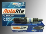 4 Spark Plugs Autolite Platinum Chrysler Voyager Dodge Caravan 2.4L 1996 - 2000