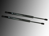 2x Rear Tailgate Lift Supports Chrysler Voyager GS 1996-2000