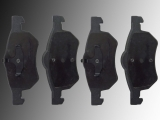 Ceramic Front Brake Pads Set Chrysler Voyager RG 2001-2007 Diesel CRD