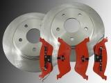 Rear Brake Rotors and Rear Brake Pads  Chrysler Voyager RG 2001-2007