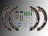 arking Brake Shoes and Hardware Kit Chrysler Voyager RG 2001-2007