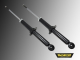2 Rear Shock Absorber Monroe USA Dodge Journey 2WD 2009-2010 w/o Self Leveling Suspension