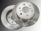 Rear Brake Rotors Chevrolet Tahoe 2007-2017