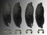 Ceramic Front Brake Pads Cadillac CTS , STS 2008-2014 for 316mm Rotors