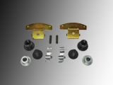 All-in-one kit  Hardware-Kit Parking Brake Cadillac Escalade 2003-2005