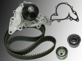 Timing belt idler tensioner idler pulley and water pump Chrysler Stratus 2.5 V6    1995 - 2000