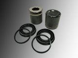Repair kit for front Brake Caliper 2x Brake Piston with Seal Ring Chevrolet Suburban 1500 2007-2014