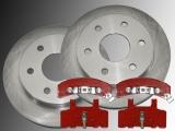 2x Bremsscheiben und Bremsklötze vorne Chevrolet Blazer 1992-1994