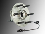 Front Wheel Bearing and Hub Assembly incl. ABS Sensor Chevrolet Silverado 1500 2007-2013  4WD