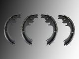 Rear Drum Brake Shoes Set Chevrolet C3500 1988-2000, C3500 HD 1991-2000 90mm wide