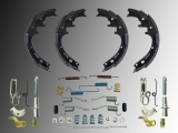 Brake Drum Shoes and Brake Shoes Hardware Kit Ford Explorer 1991 - 1994