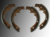 Drum Brake Shoes Rear axle Chevrolet C1500 Pickup 2WD 1992-1999