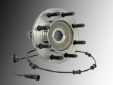 Front Wheel Bearing and Hub Assembly incl. ABS Sensor Dodge RAM 2500 3500  Pickup 4WD 2009-2011