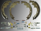 Rear Drum Brake Shoe Kit Incl. Hardwarekit Jeep Wrangler TJ 1997-2000