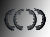 Rear Drum Brake Shoes Ford E-350 Econoline 1987-1991 Dual Rear Wheels