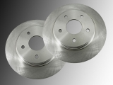 Front Brake Rotors 302mm Dodge Grand Caravan 2008-2017