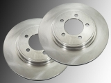 Front Brake Rotors Ford Explorer 2006-2010