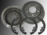 2x Bremstrommel, Bremsbacken Trommelbremse Chevrolet Astro 1990-2002