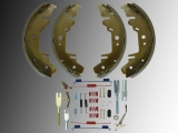 Bremsbacken Trommelbremse Federn Einsteller Dodge Caravan 2001-2007