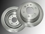 Rear Brake Rotors Chevrolet Trailblazer 2002-2009