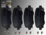 Ceramic Rear Brake Pads Jeep Cherokee KL 2014-2019