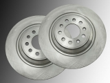 Rear Brake Rotors 320mm Jeep Cherokee KL 2014-2019