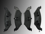 Ceramic Rear Brake Pads Dodge Caravan 1996-2000